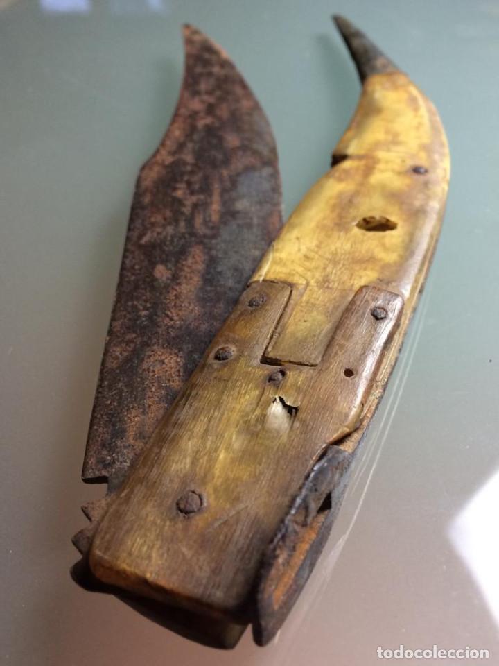navaja de bandolero - Comprar Armas Blancas Antiguas Originales entre 1851  y 1945 en todocoleccion - 139514194