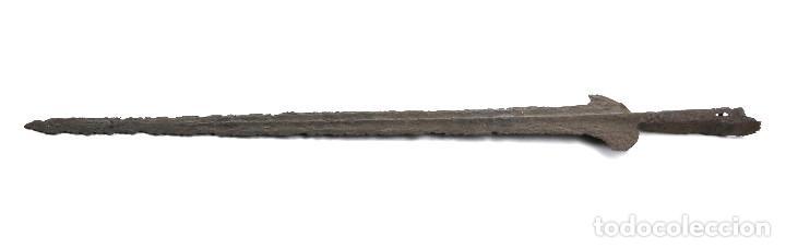 Militaria: alabarda siglo XVI. 70 CM. DE LARGO. PROCEDENTE DE LA COLECCIÓN ESTRUCH. - Foto 2 - 140841962