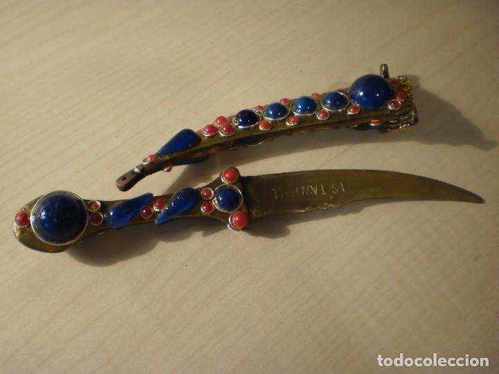Militaria: Daga turca de decoración - Foto 4 - 142363270