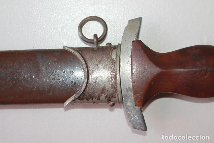 Militaria: Daga SA, RZM, M7/14, Tercer Reich - Foto 8 - 145404790