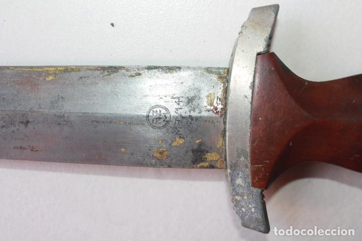 Militaria: Daga SA, RZM, M7/14, Tercer Reich - Foto 11 - 145404790