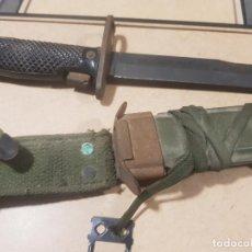 Militaria: BAYONETA M16. Lote 146412694