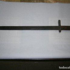 Militaria: ARTILLERIA NACIONAL DE TOLEDO BALLONETA Nº89488 MD 54 CTM. Lote 148000094