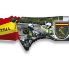 Militaria: NAVAJA ALBAINOX GC FOS IMPRESION 3D. MOD. REGIST. DISEÑADO EN ESPAÑA MARCA: ALBAINOX NAVAJA 18221-A. Lote 148023350