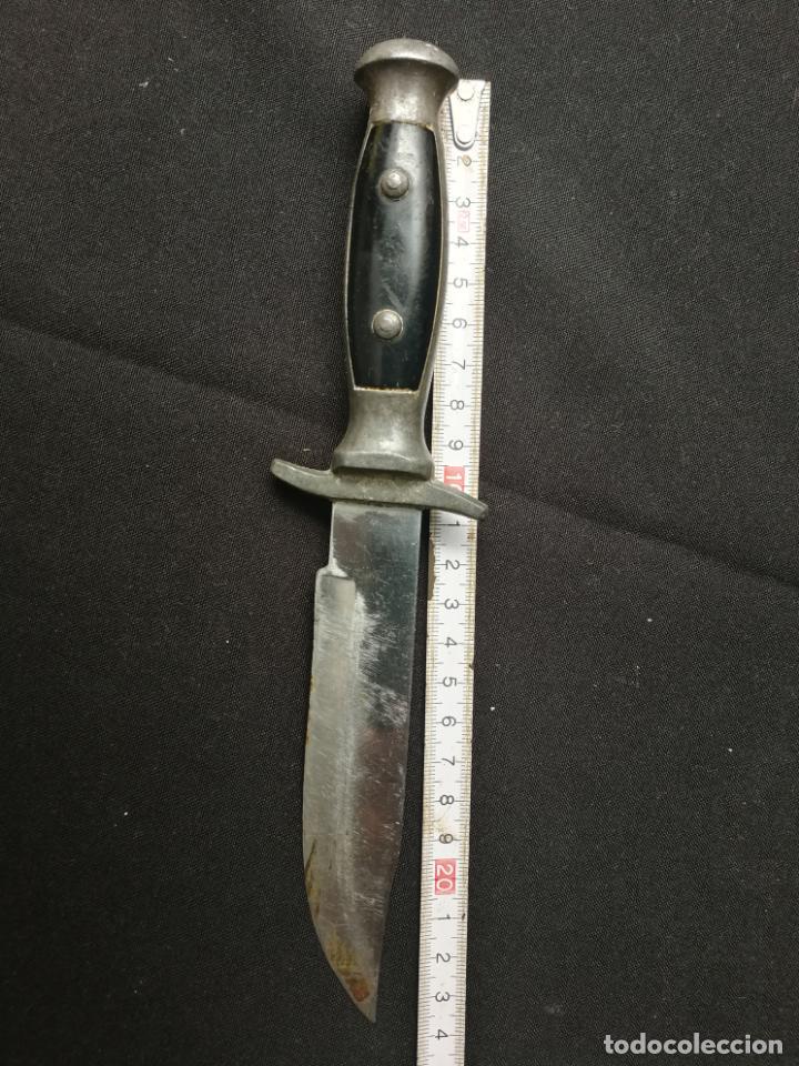 Militaria: cuchillo - Foto 4 - 148044326