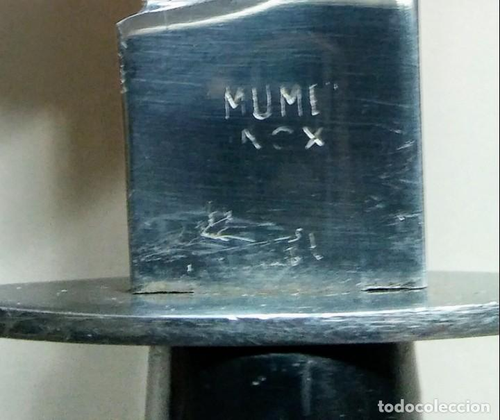 Militaria: CUCHILLO MUMI REMATE ASTA DE CIERVO AÑOS 70 - Foto 2 - 148185158