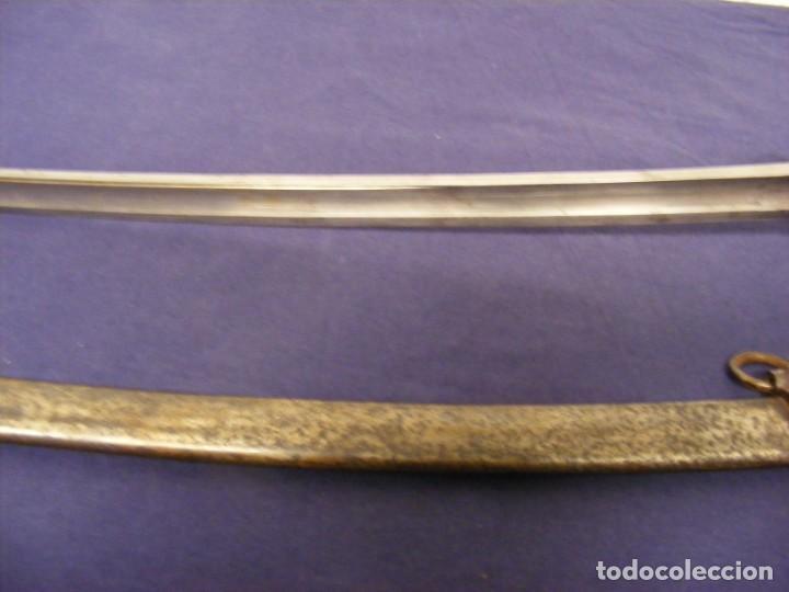 Militaria: SABLE FRANCES DE CABALLERIA MODELO 1822 - Foto 3 - 151418346