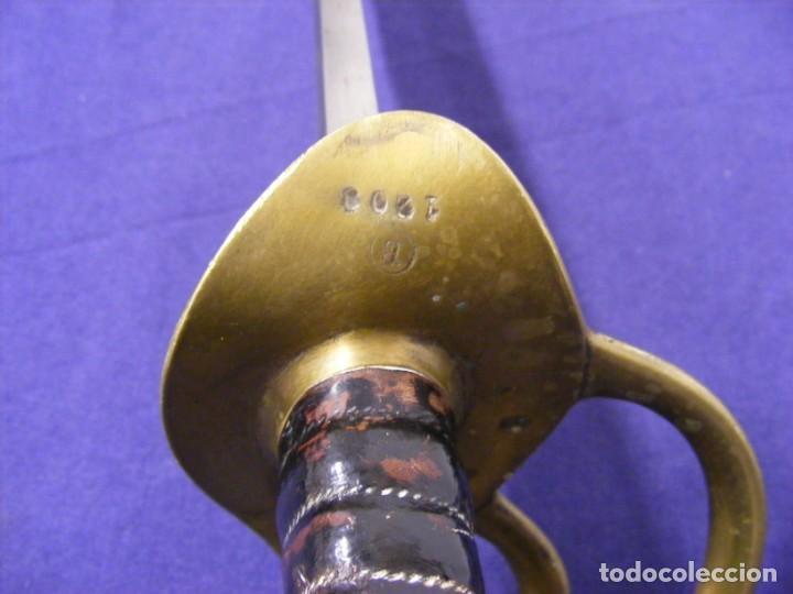Militaria: SABLE FRANCES DE CABALLERIA MODELO 1822 - Foto 6 - 151418346