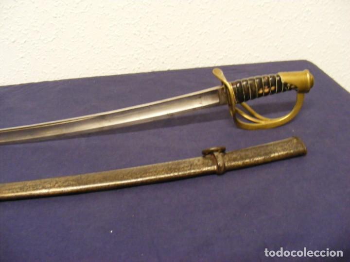 Militaria: SABLE FRANCES DE CABALLERIA MODELO 1822 - Foto 22 - 151418346