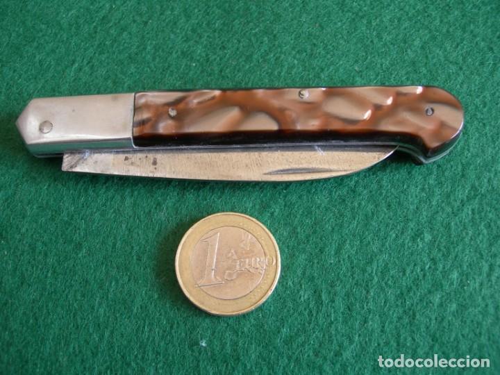 NAVAJA FRUTERA DE BOLSILLO (Militar - Armas Blancas Originales de Fabricación Posterior a 1945)