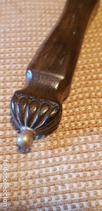 Militaria: Daga cuchillo antiguo colonial Toledo - Foto 13 - 155827914