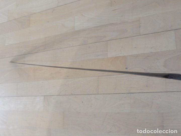 Militaria: Hoja de espada antigua. A catalogar. - Foto 31 - 158641362