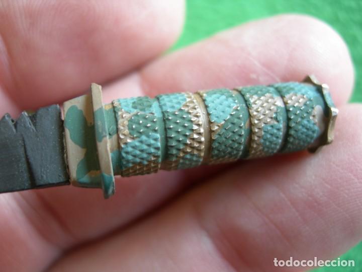 Militaria: Cuchillo machete Jungle King de Aitor Réplica miniatura - Foto 3 - 159666682