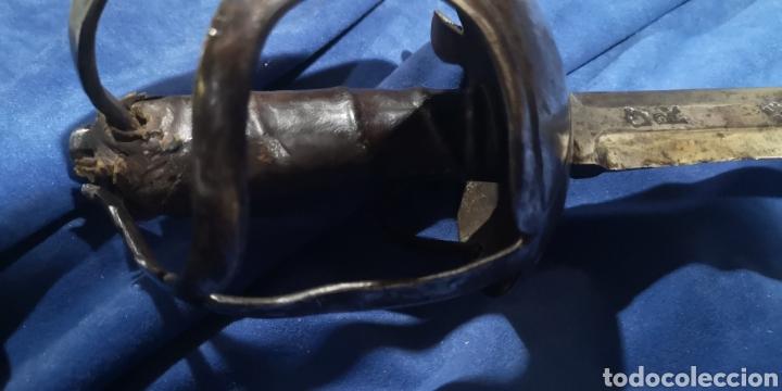 Militaria: Espada de dragones del siglo XVIII Carlos cuarto - Foto 2 - 160240373