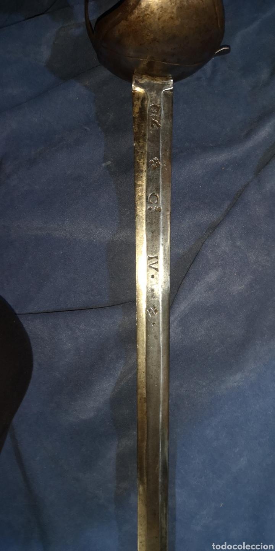 Militaria: Espada de dragones del siglo XVIII Carlos cuarto - Foto 15 - 160240373