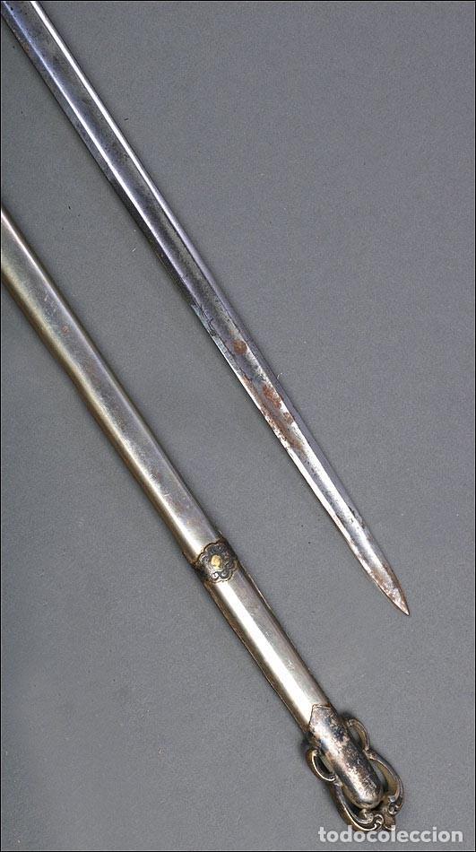 Militaria: Antigua Espada Masónica Americana. USA, 1900 - Foto 10 - 160243182