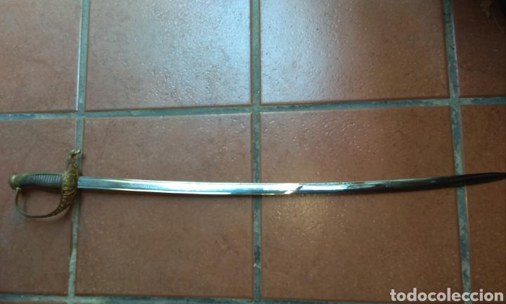 Militaria: Antiguo Sable - Fábrica de Toledo - Veterinaria Militar - Leer Descripción - - Foto 2 - 160504060