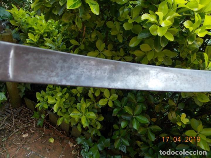 Militaria: Espada Tropas Nativas 1841 - Foto 9 - 160642914