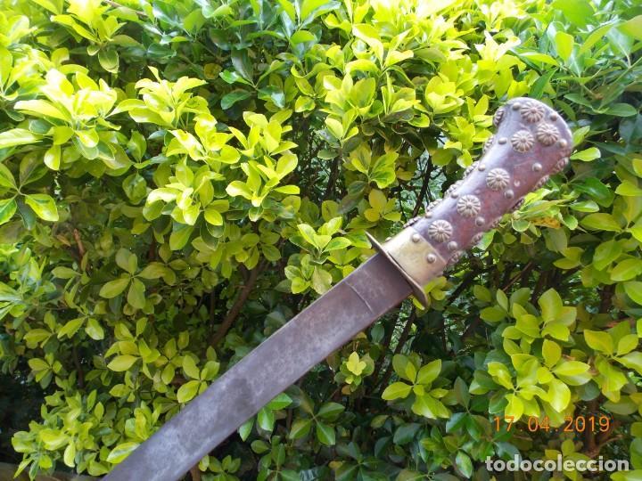 Militaria: Espada Tropas Nativas 1841 - Foto 10 - 160642914