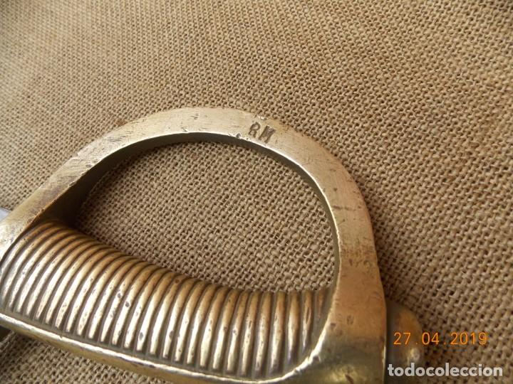 Militaria: Sable Briquet para Sargentos M.1860 - Foto 2 - 161512198