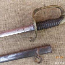Militaria: SABLE OFICIAL FRANCÉS 1850. Lote 161513362
