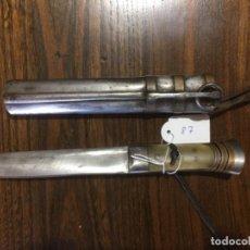 Militaria: CUCHILLO TIBETANO . Lote 161582150