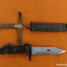 Militaria: BAYONETA AK 47. Lote 194506145