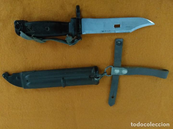 Militaria: BAYONETA AK 47 - Foto 7 - 194506145