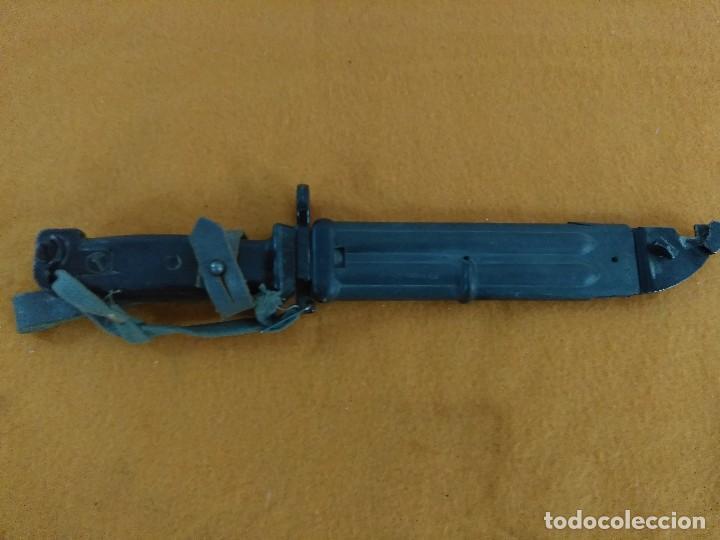 Militaria: BAYONETA AK 47 - Foto 8 - 194506145
