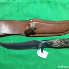 Militaria: CAMILLUS BOWIE #1014 SWORD BRAND. Lote 162517790