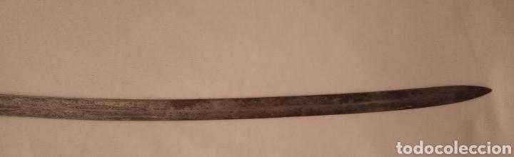 Militaria: Espada Sable oficial de infantería modelo 1887 Militar Hoja grabada en Toledo ARTA FABA 1889 - Foto 9 - 163731128