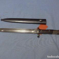 Militaria: * ANTIGUA BAYONETA CHILENA MODELO 1895, CHILE. ORIGINAL. ZX. Lote 164867210