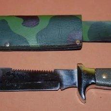 Militaria: MACHETE/CUCHILLO PARA CAZA PESCA. Lote 164980038