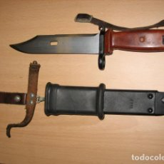 Militaria: BAYONETA AK 74.. Lote 228402405