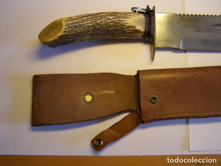 Militaria: Cuchillo SIERRA DEL TANDIL. - Foto 2 - 167175936