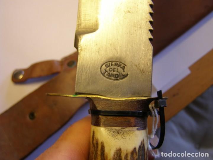 Militaria: Cuchillo SIERRA DEL TANDIL. - Foto 8 - 167175936