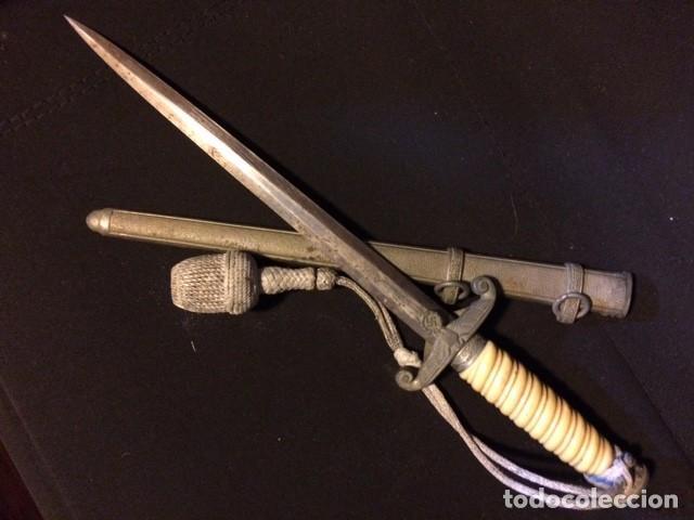 DAGA DE OFICIAL DEL HEER 2ªGM (Militar - Armas Blancas Originales Fabricadas entre 1851 y 1945)