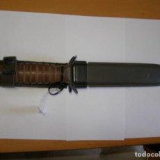 Militaria: CUCHILLO KA - BAR NORTEAMERICANO, M-3 MARCA BÖKER. EDICIÓN CONMEMORATIVA FABRICADA EN ALEMANIA.. Lote 168693400