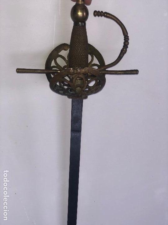 ESPADA (Militar - Armas Blancas Originales Fabricadas entre 1851 y 1945)