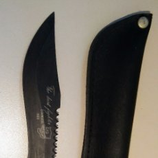 Militaria: CUCHILLO THE LAST FIGHTER. STAINLESS INOX. Lote 173091078