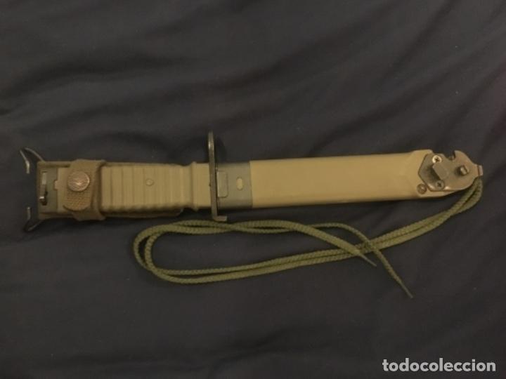 BAYONETA KCB77 (Militar - Armas Blancas Originales de Fabricación Posterior a 1945)
