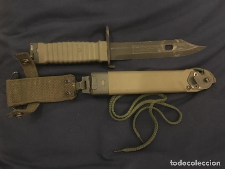 Militaria: Bayoneta KCB77 - Foto 3 - 173809184