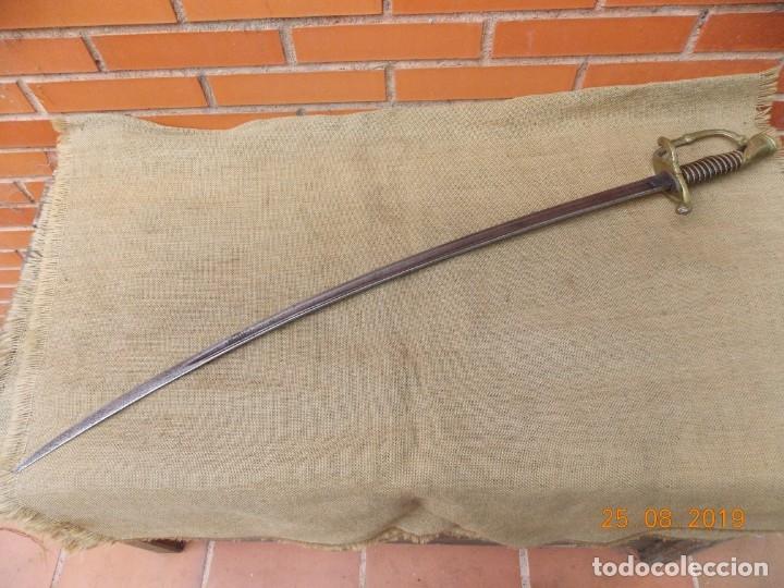 Militaria: Sable Oficial Caballería 1860 - Foto 7 - 174494963