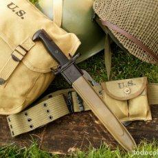 Militaria: BAYONETA GARAND US M1. Lote 206385287