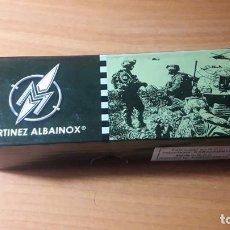 Militaria: CAJA DE MARTINEZ ALBAINOX VACÍA. Lote 176234643