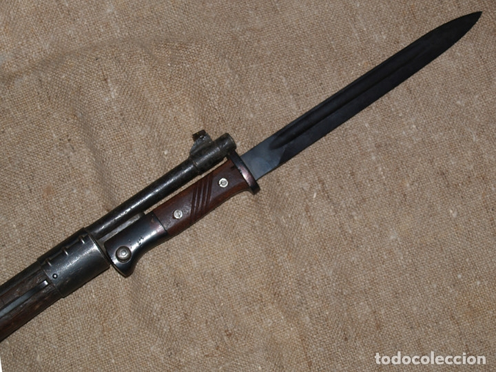 Militaria: BAYONETA MAUSER K98 - Foto 4 - 176617999