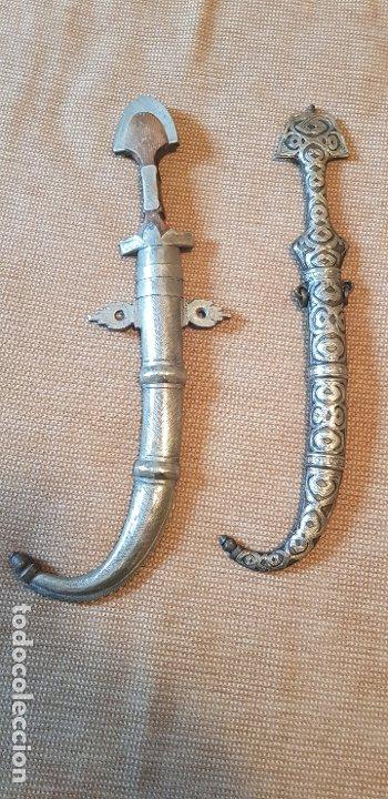 Militaria: Dagas Marruecos gumia cuchillos - Foto 7 - 176993284