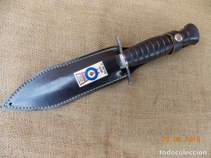 Militaria: Cuchillo de lanzar Fabricación Francesa - Foto 7 - 178557575