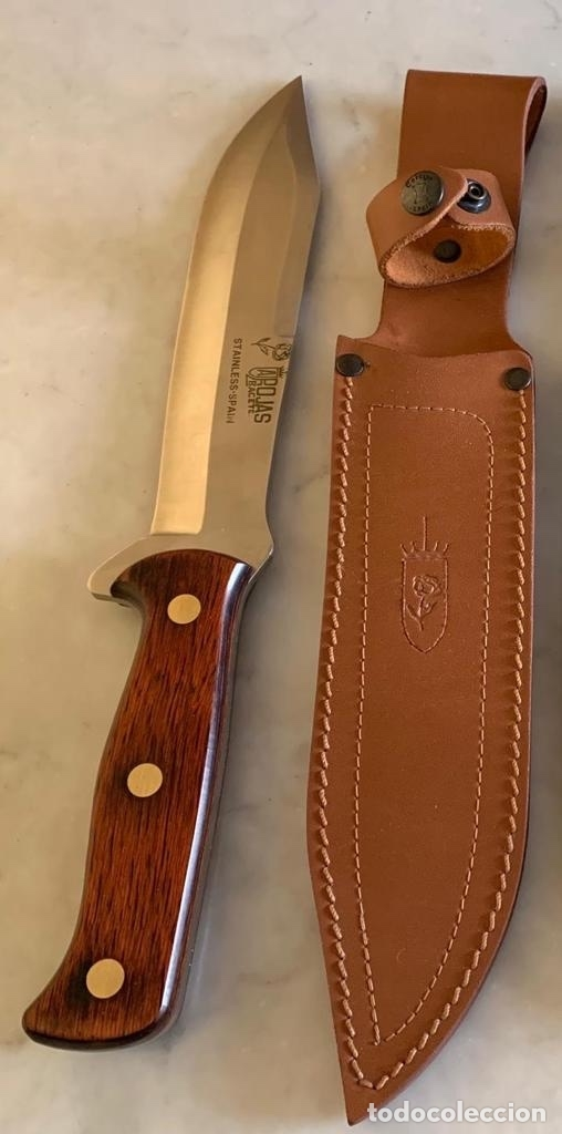 Militaria: Antiguo cuchillo G.A.R. Guardia Civil - Foto 2 - 179320903