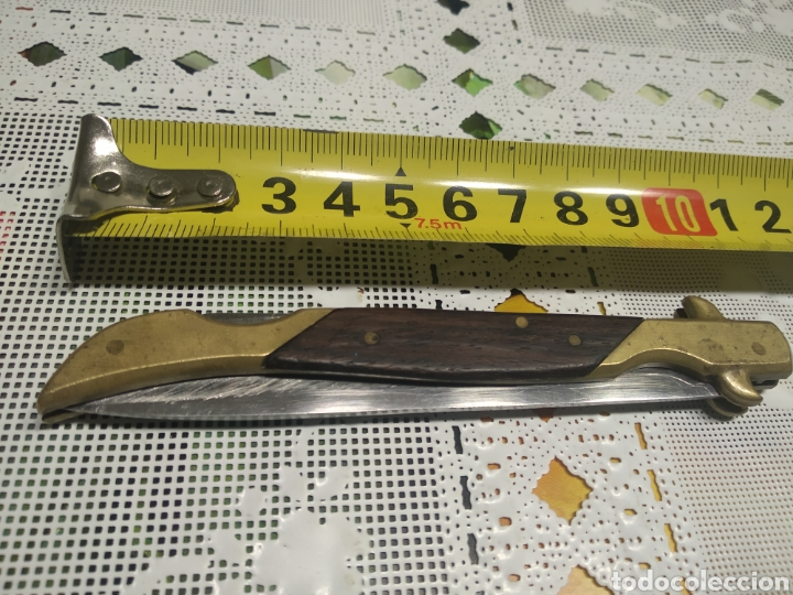 Militaria: Navaja acero inoxidable - Foto 5 - 181123960